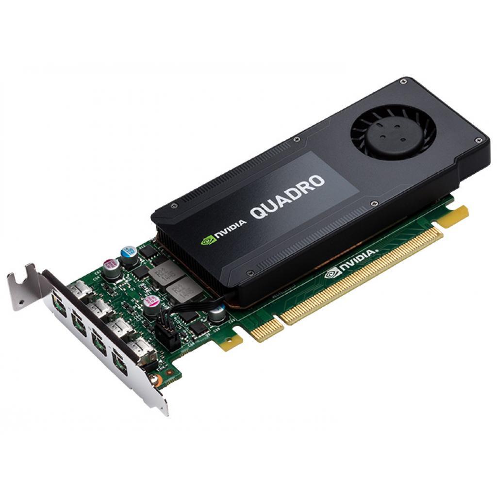 Видеокарта QUADRO K1200 4096MB PNY (VCQK1200DVI-PB) изображение 2
