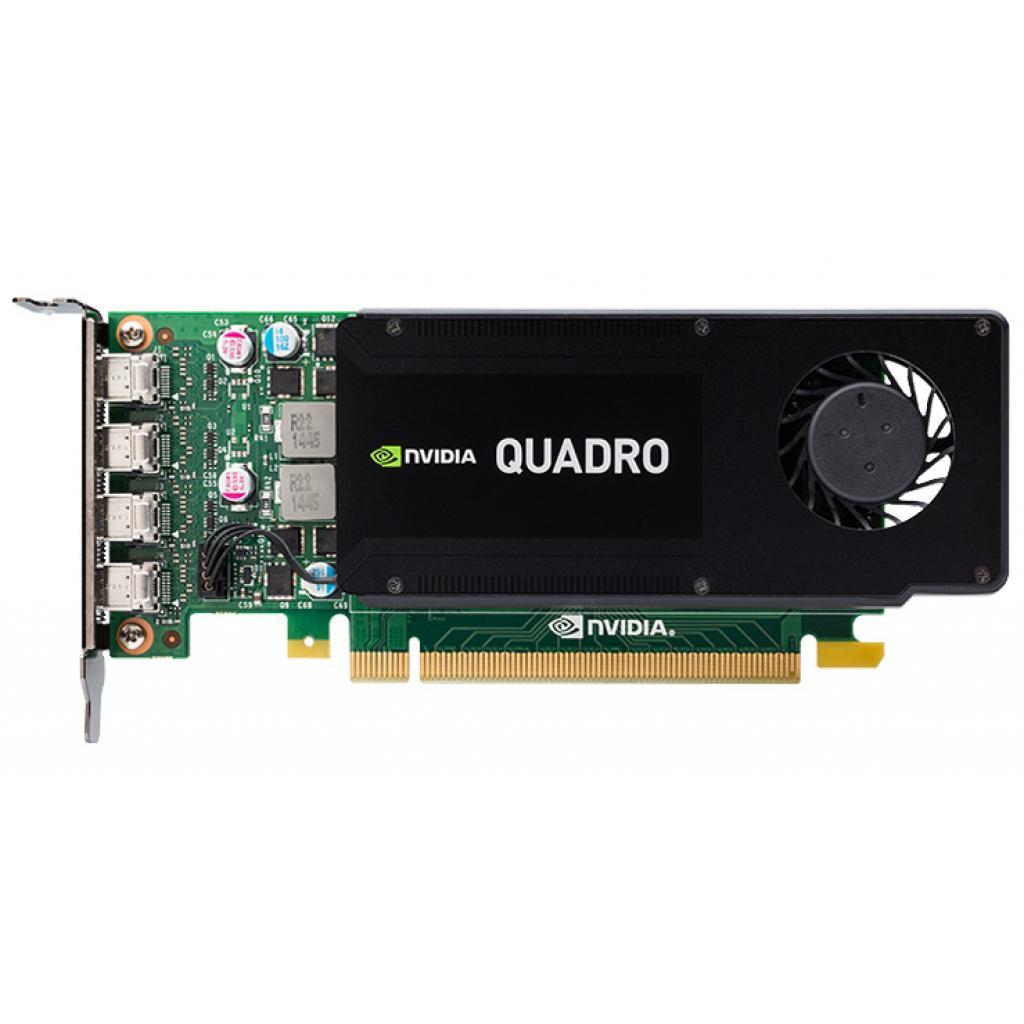 Видеокарта QUADRO K1200 4096MB PNY (VCQK1200DVI-PB)