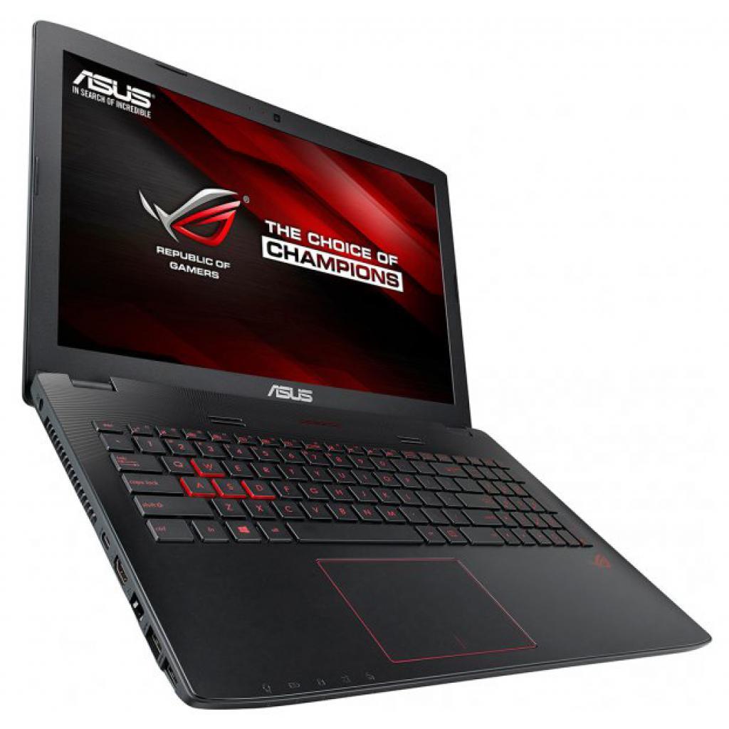 Ноутбук ASUS GL552VW (GL552VW-CN282T) изображение 2
