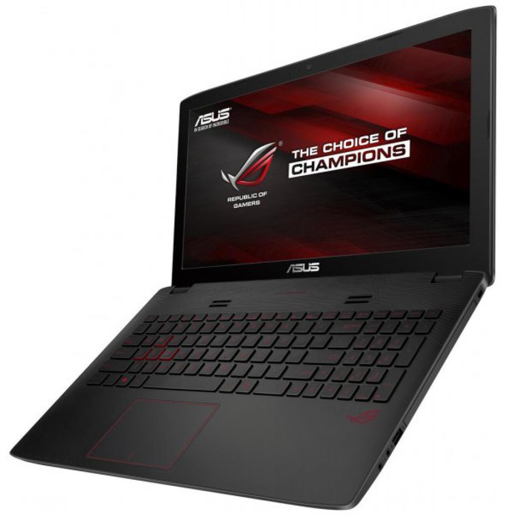 Ноутбук ASUS GL552VW (GL552VW-CN282T) изображение 4
