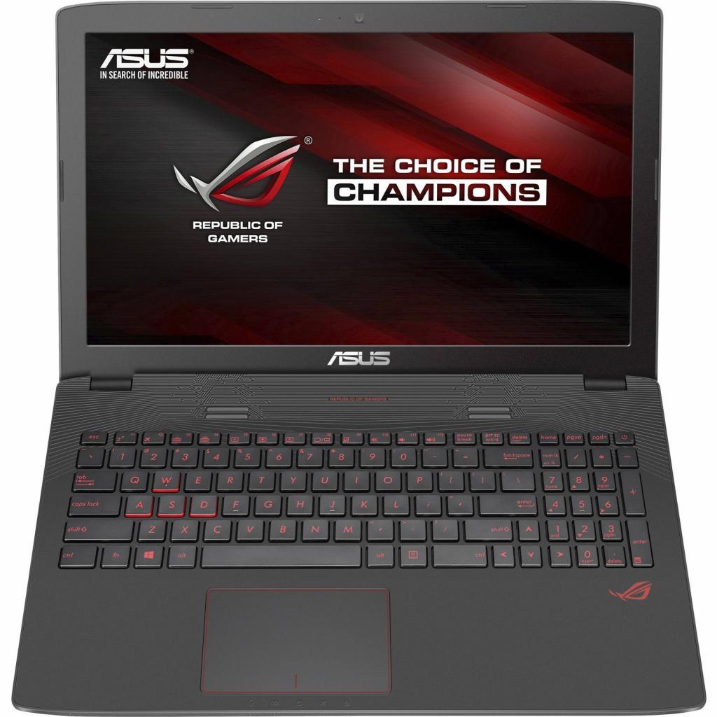 Ноутбук ASUS GL552VW (GL552VW-CN282T) изображение 8
