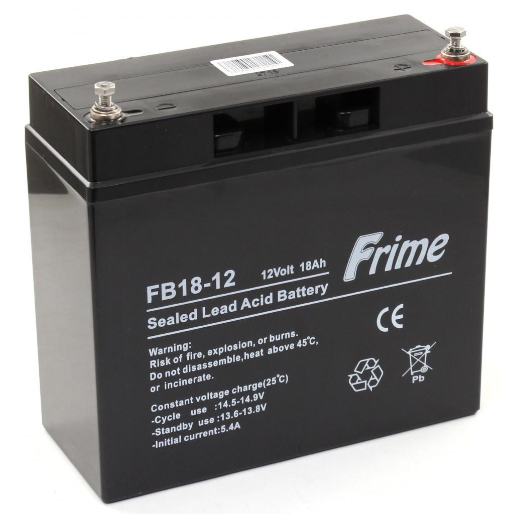 Батарея к ИБП Frime 12В 18 Ач (FB18-12)