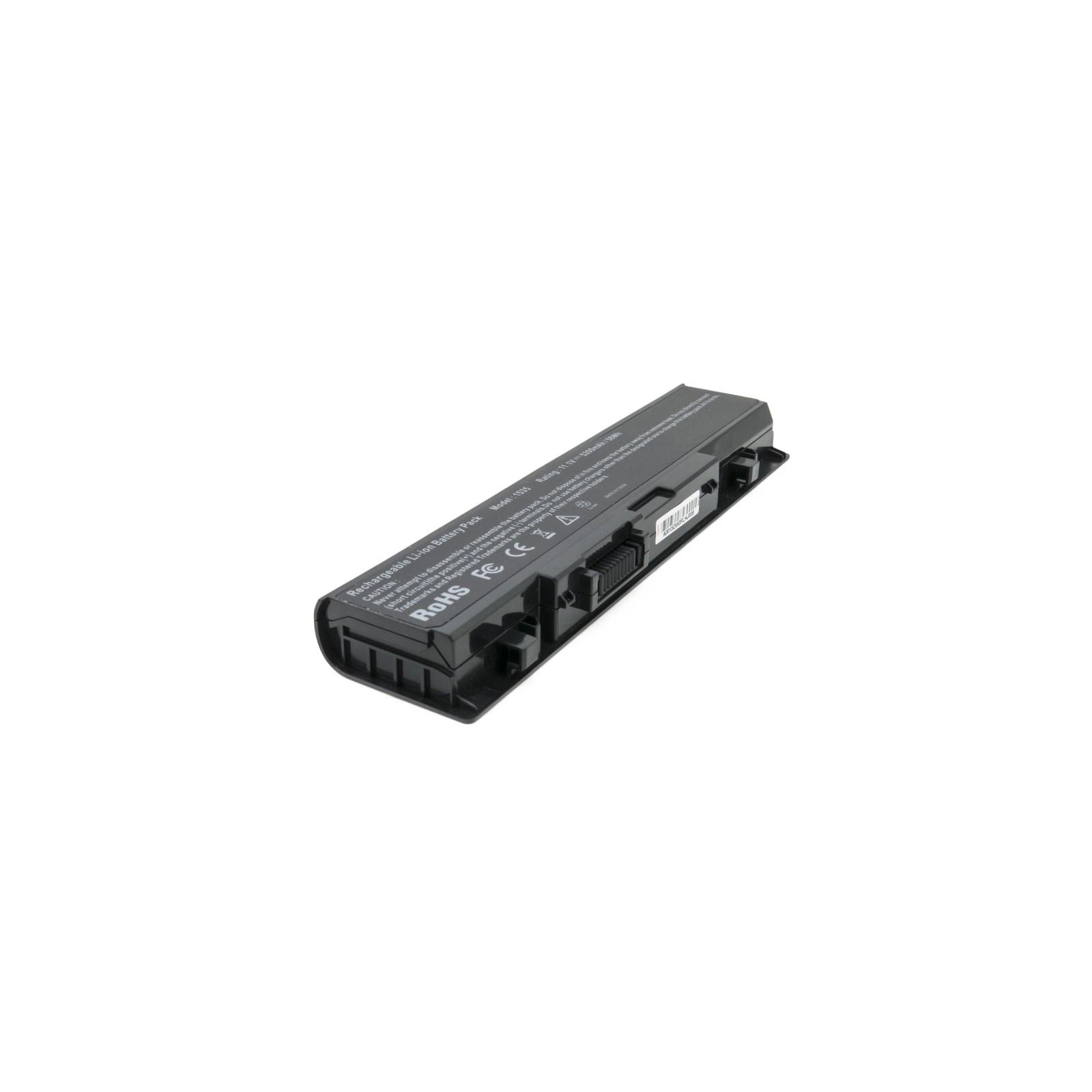 Аккумулятор для ноутбука Dell Studio 1535, 5200 mAh EXTRADIGITAL (BND3930) изображение 2