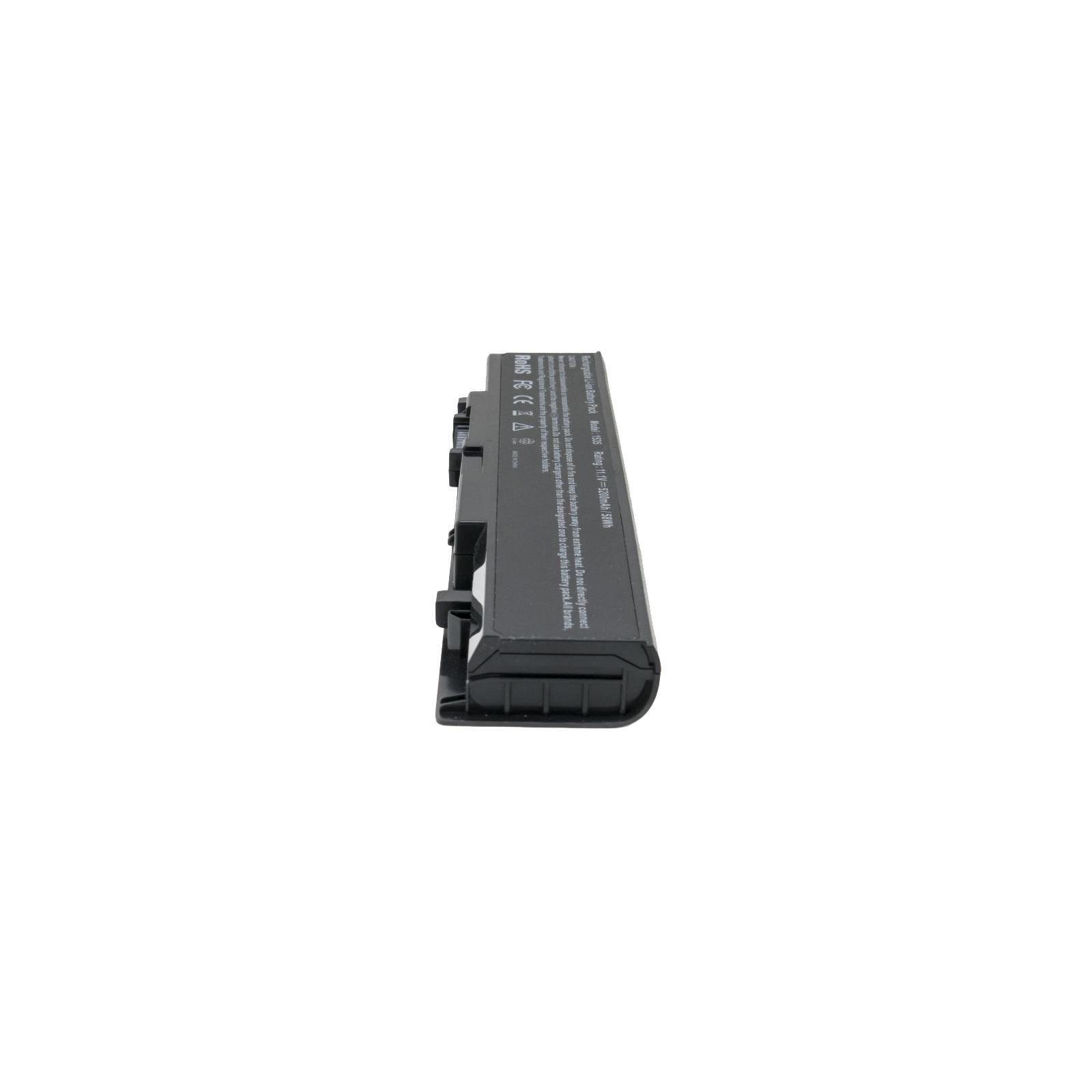 Аккумулятор для ноутбука Dell Studio 1535, 5200 mAh EXTRADIGITAL (BND3930) изображение 5