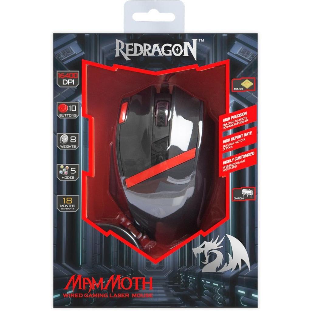 Мышка Redragon Mammoth (70242) изображение 6
