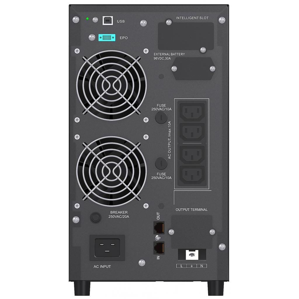 Источник бесперебойного питания Mustek PowerMust 3024 Online LCD (98-ONC-X3024) изображение 2