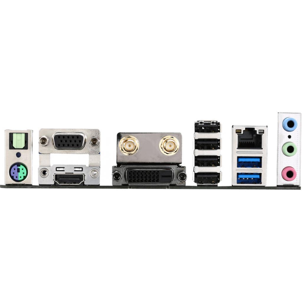 Материнская плата MSI A88XI AC V2 изображение 5