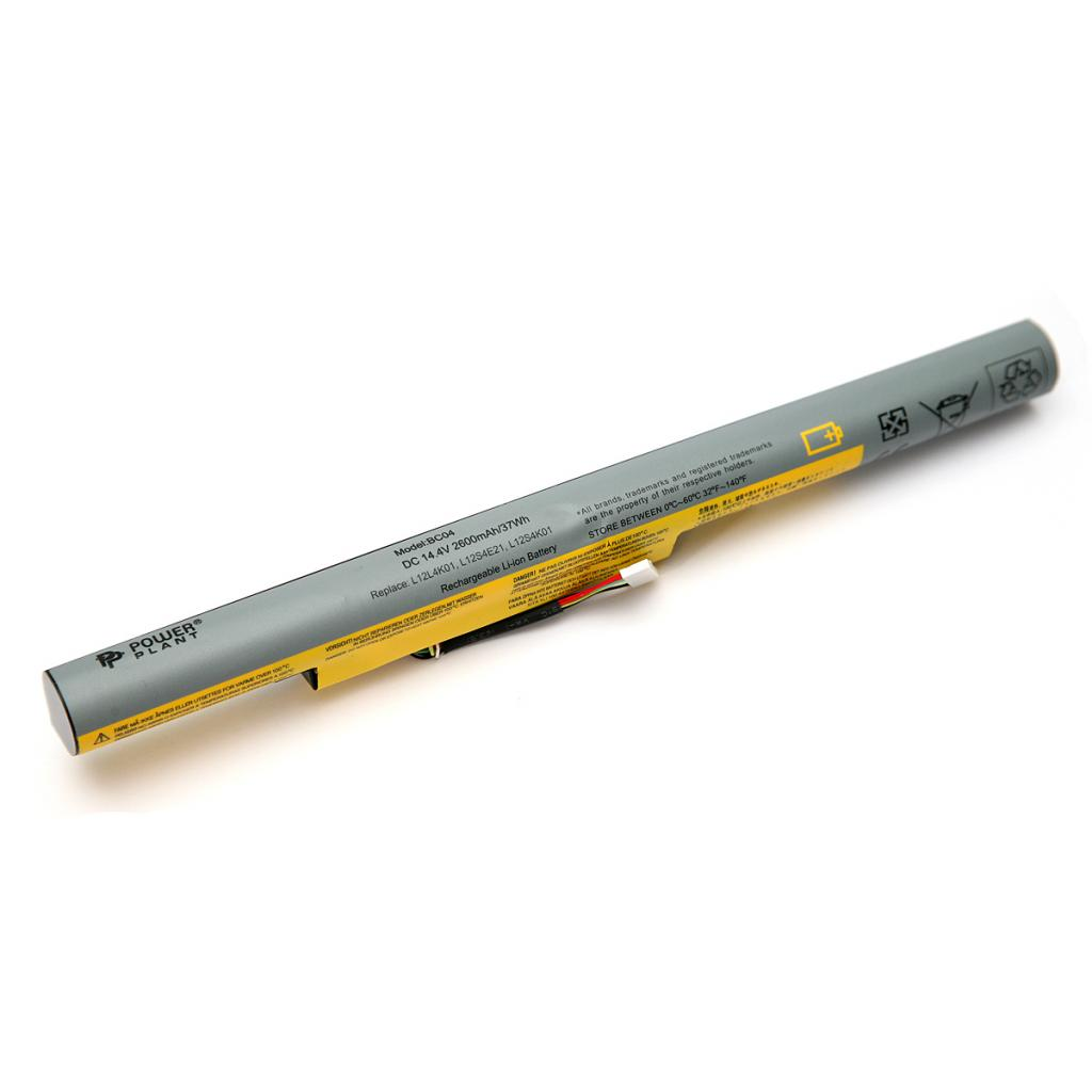 Аккумулятор для ноутбука LENOVO IdeaPad Z500 (L12L4K01, LOZ500L7) PowerPlant (NB00000298)