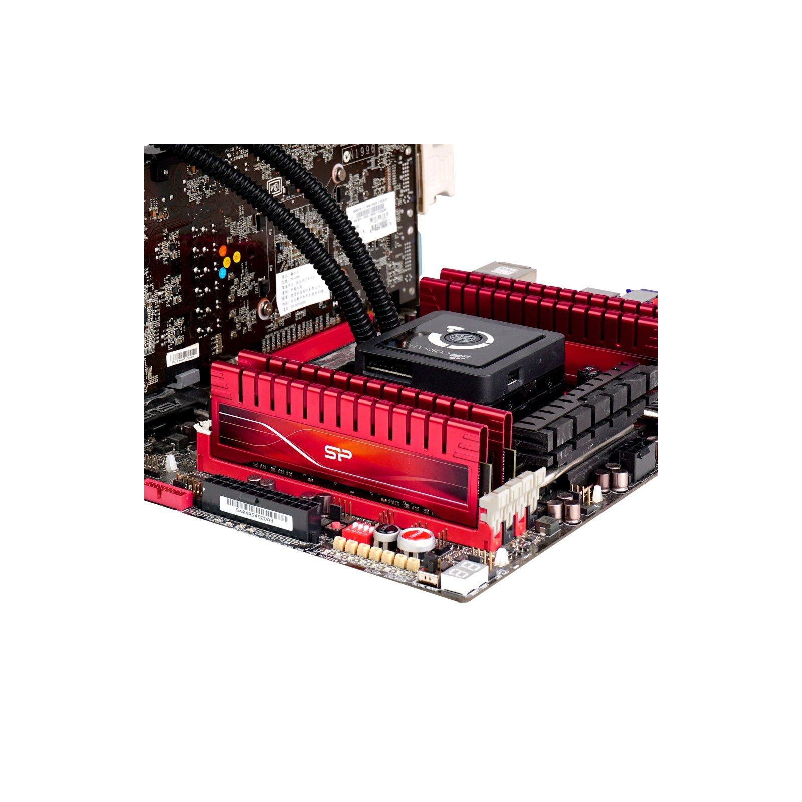 Модуль памяти для компьютера DDR3 8GB (2x4GB) 2133 MHz X-Power Silicon Power (SP008GXLYU21ANDA) изображение 4
