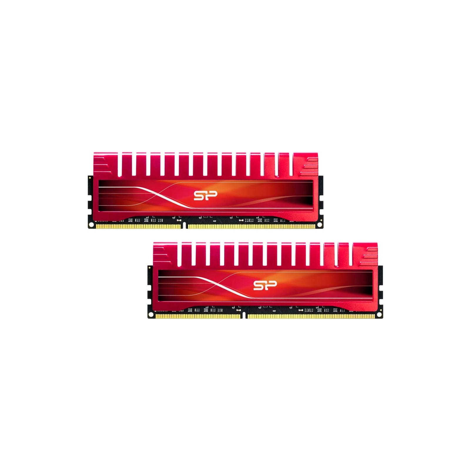 Модуль памяти для компьютера DDR3 8GB (2x4GB) 2133 MHz X-Power Silicon Power (SP008GXLYU21ANDA)
