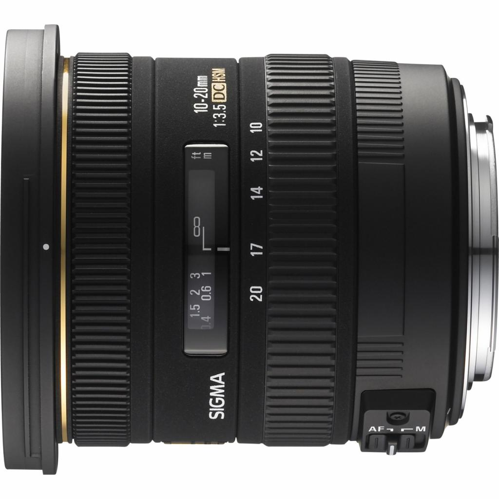 Объектив Sigma 10-20mm/3.5 EX DC HSM Nikon (202955)