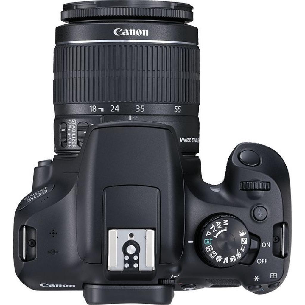 Цифровой фотоаппарат Canon EOS 1300D 18-55 IS Kit (1160C036) изображение 3
