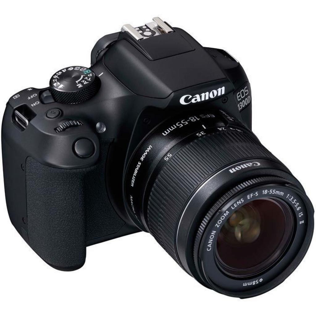 Цифровой фотоаппарат Canon EOS 1300D 18-55 IS Kit (1160C036) изображение 6