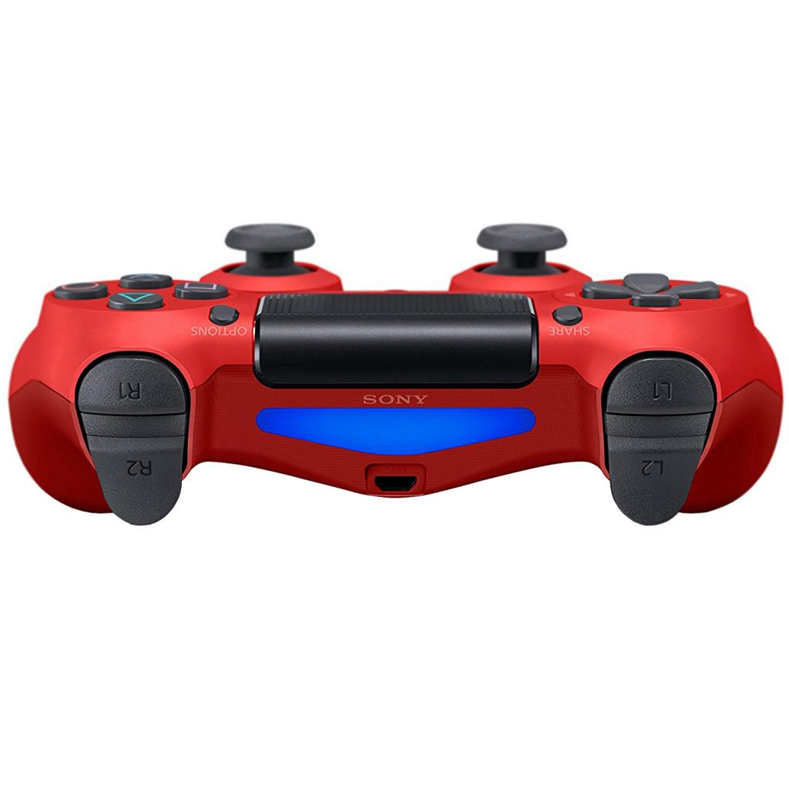 Геймпад Sony PS4 Dualshock 4 V2 Steel Black изображение 3