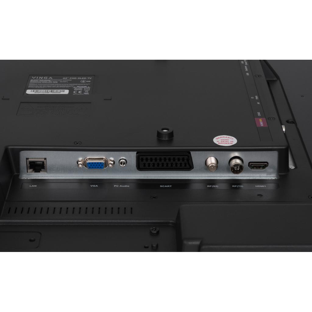 Телевизор Vinga S42FHD20B изображение 10