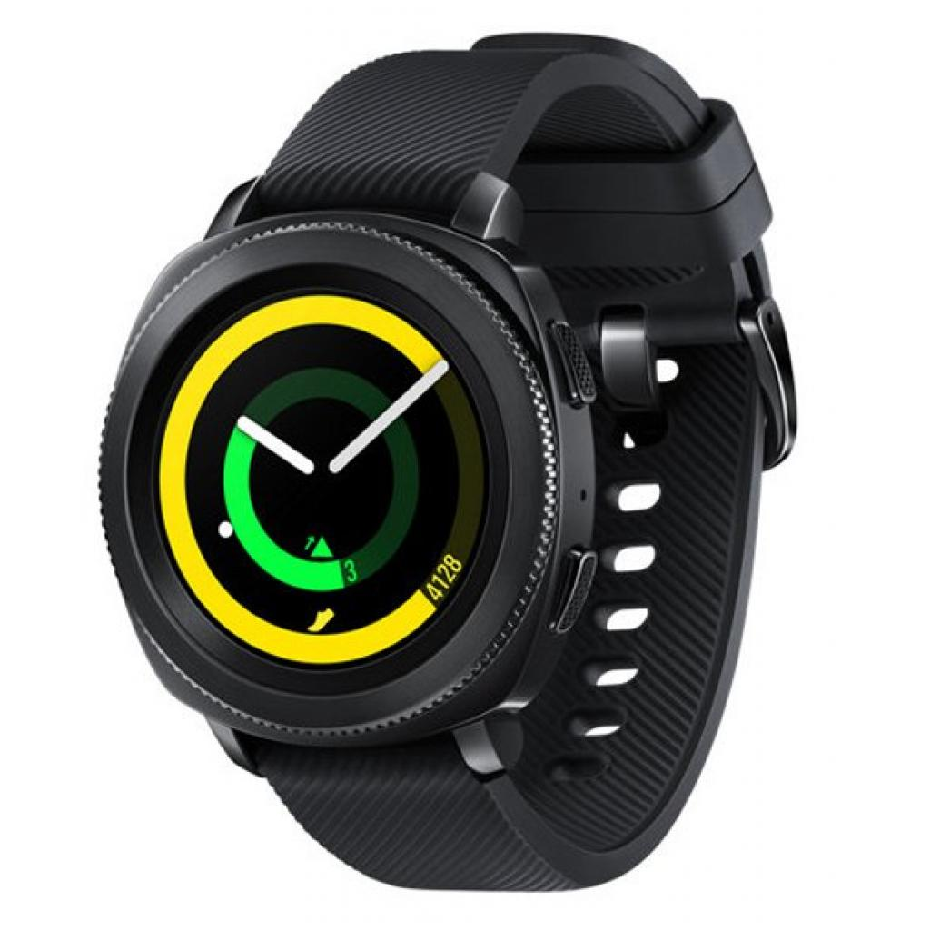 a7e4c827a062 Смарт-часы Samsung R6000 ZKA (Black) Gear Sport (SM-R600NZKASEK ...