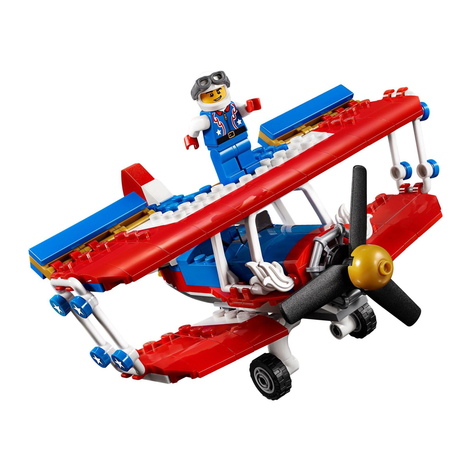 Конструктор LEGO Creator Бесстрашный самолет высшего пилотажа (31076) изображение 3