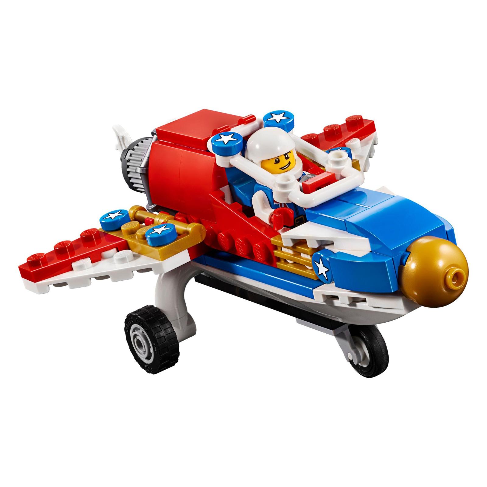 Конструктор LEGO Creator Бесстрашный самолет высшего пилотажа (31076) изображение 4