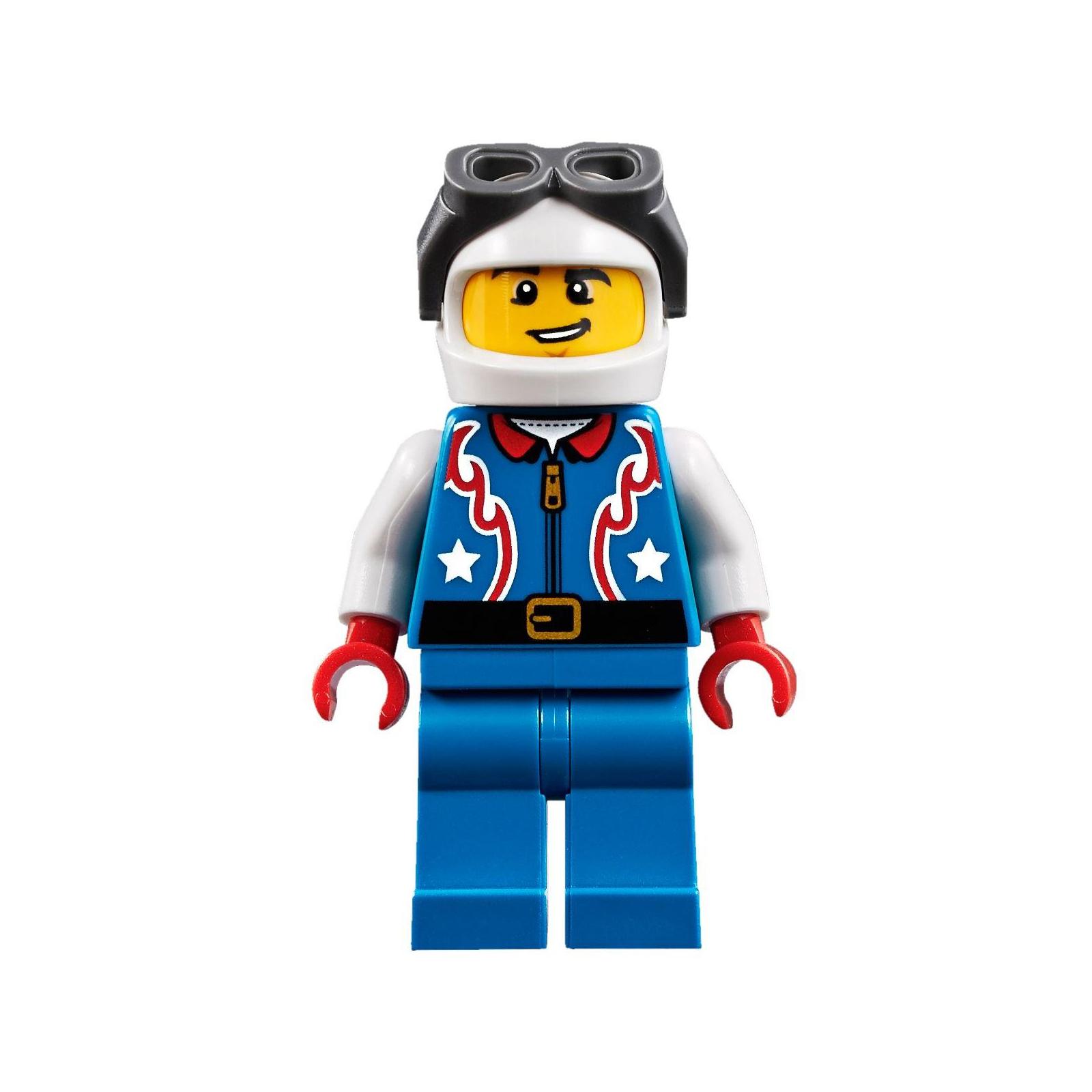Конструктор LEGO Creator Бесстрашный самолет высшего пилотажа (31076) изображение 6