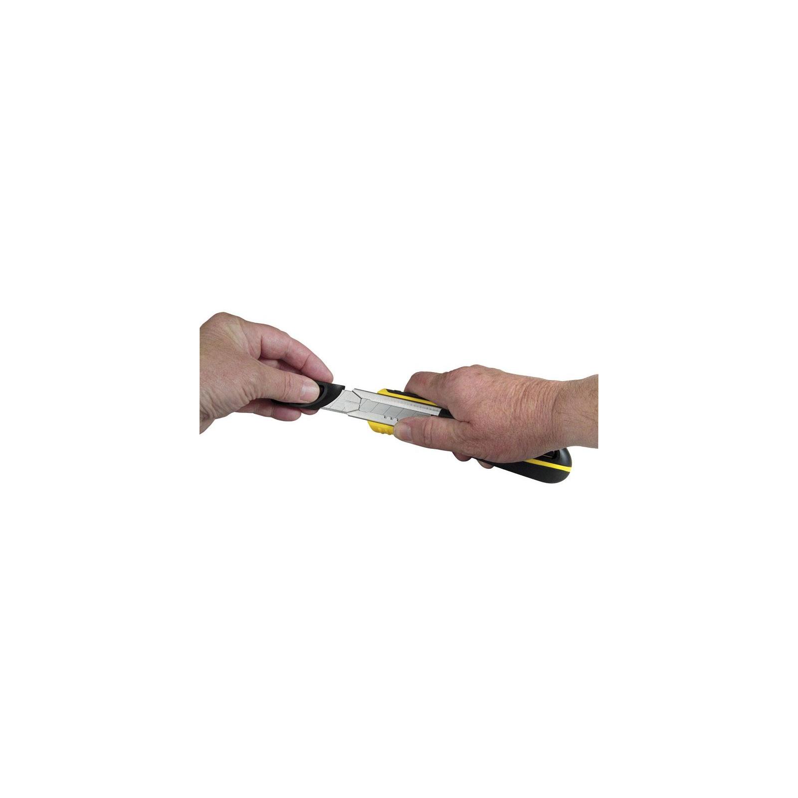 """Нож монтажный Stanley """"FatMax Cartridge"""" выдвиж. лезвие шириной 18мм, L=180мм. (0-10-481) изображение 8"""