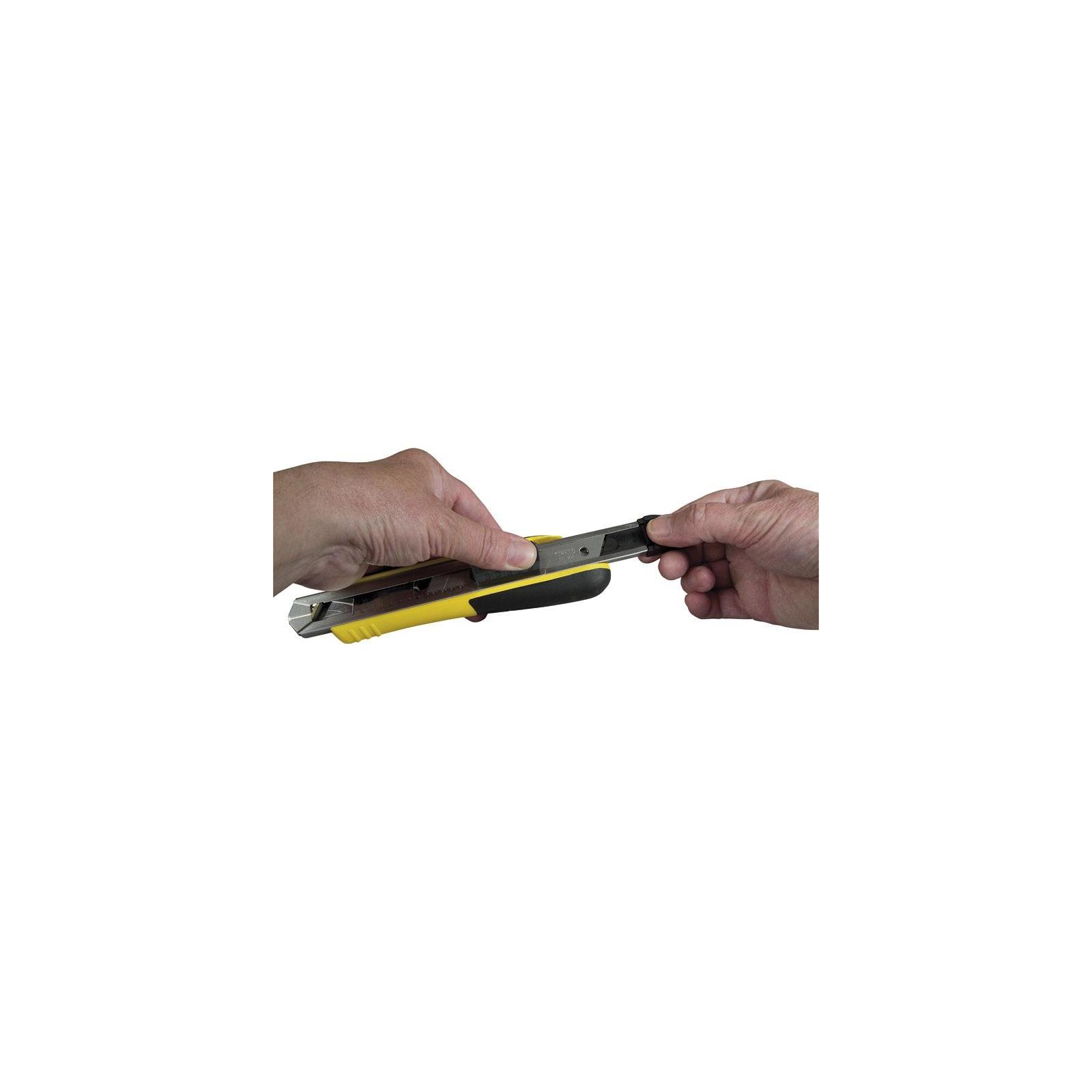 """Нож монтажный Stanley """"FatMax Cartridge"""" выдвиж. лезвие шириной 18мм, L=180мм. (0-10-481) изображение 9"""