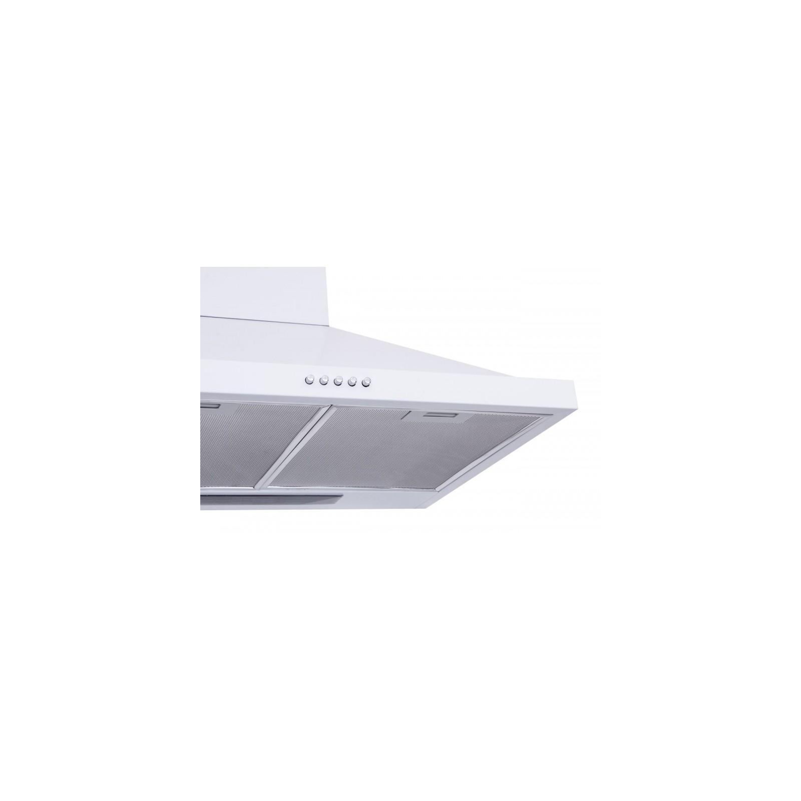 Вытяжка кухонная Ventolux LAZIO 60 INOX (900) изображение 3