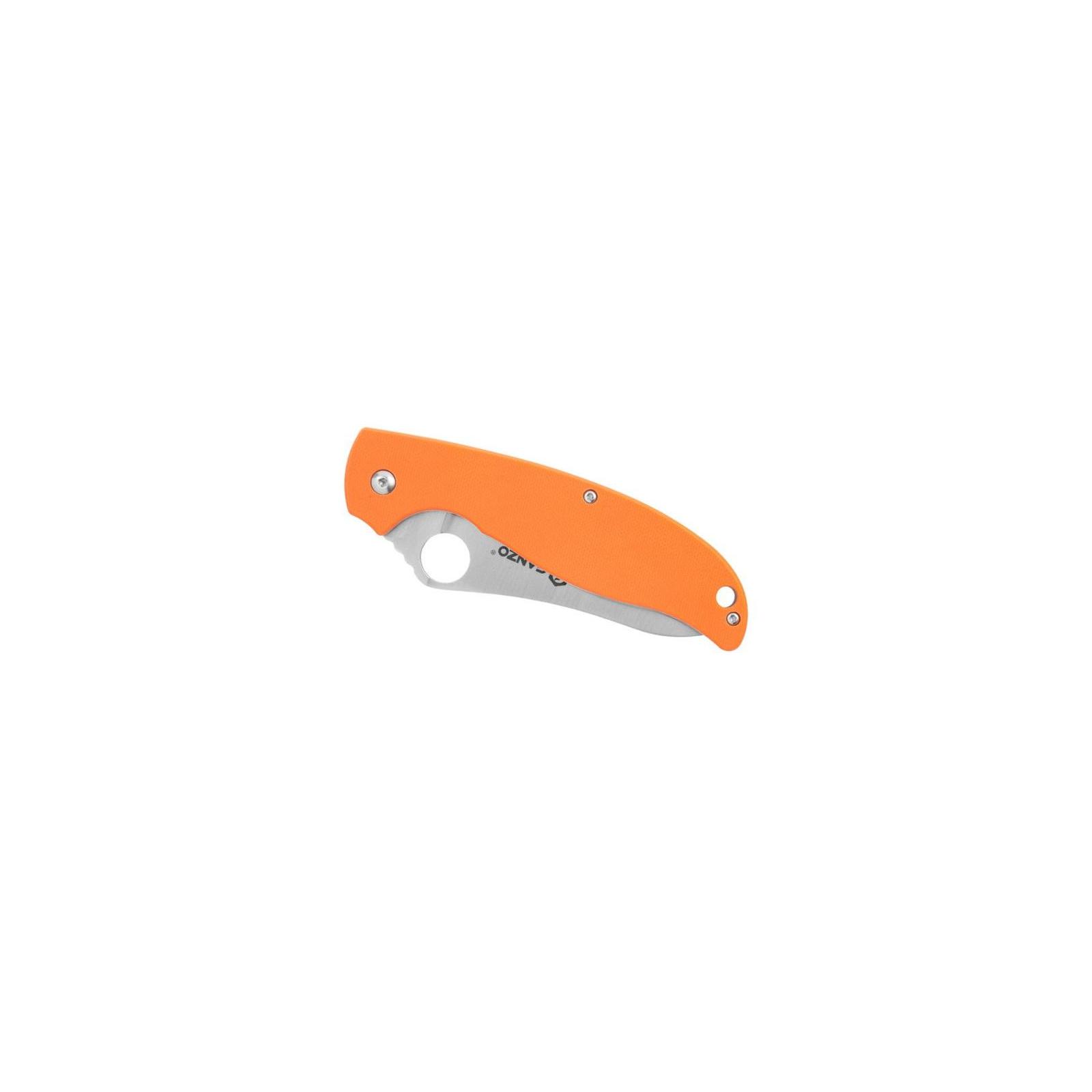 Нож Ganzo G734-OR оранжевый (2015-11-24) (G734-OR) изображение 3