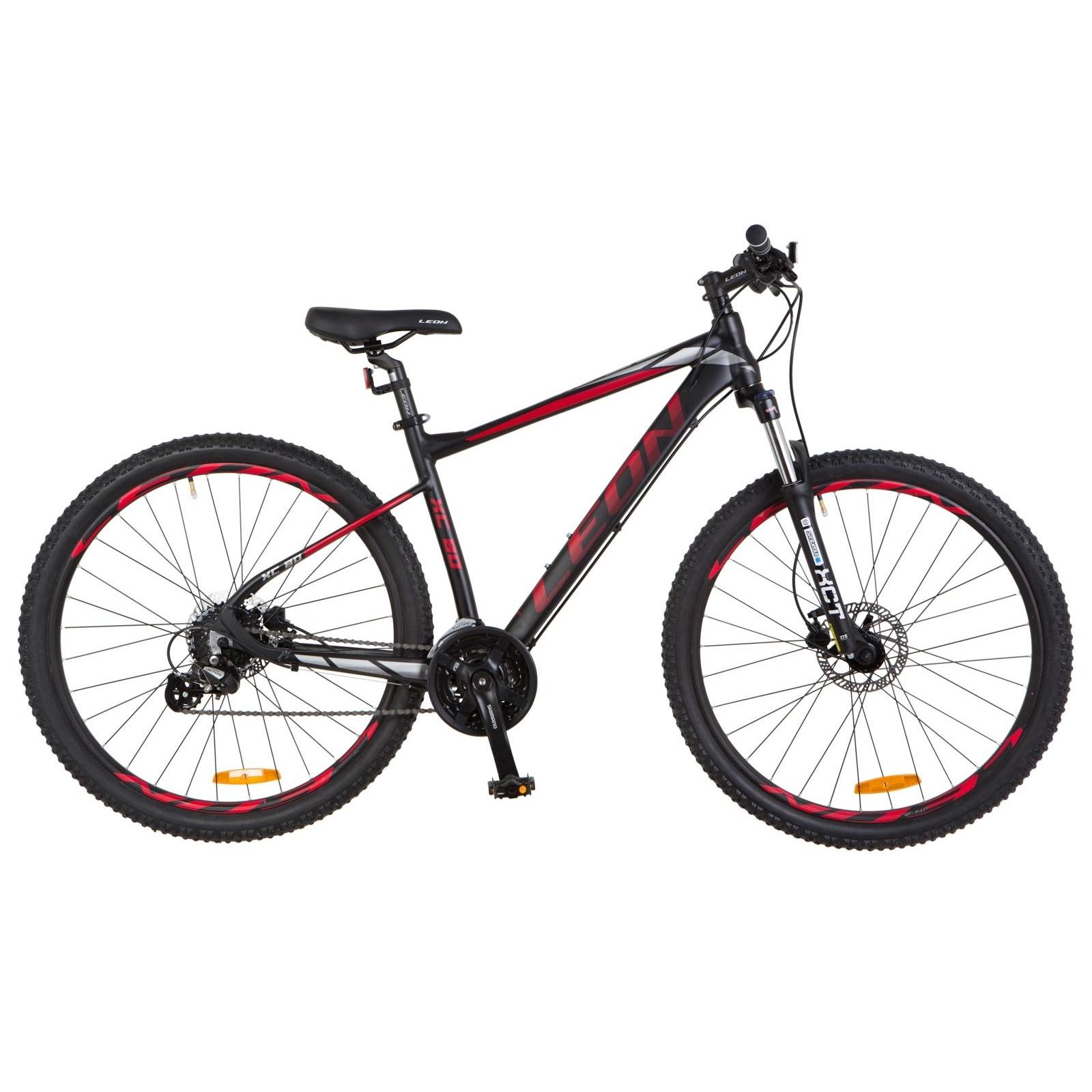 "Велосипед Leon 27.5"" XC-80 2018 AM Hydraulic lock out 14G HDD рама-20"" Al (OPS-LN-27.5-024)"