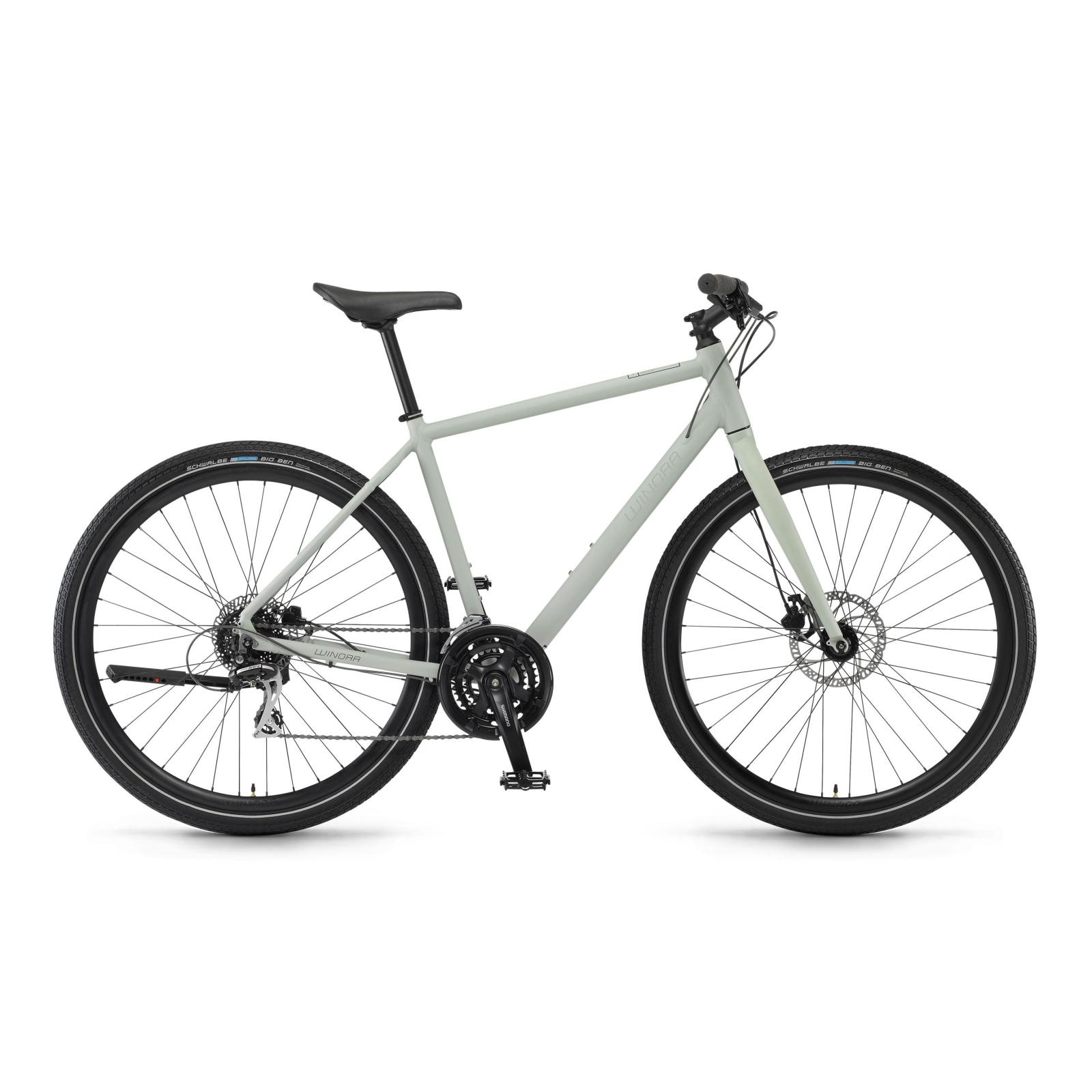 """Велосипед Winora Flint men 28"""", рама 56см, 2018 (4051024856)"""
