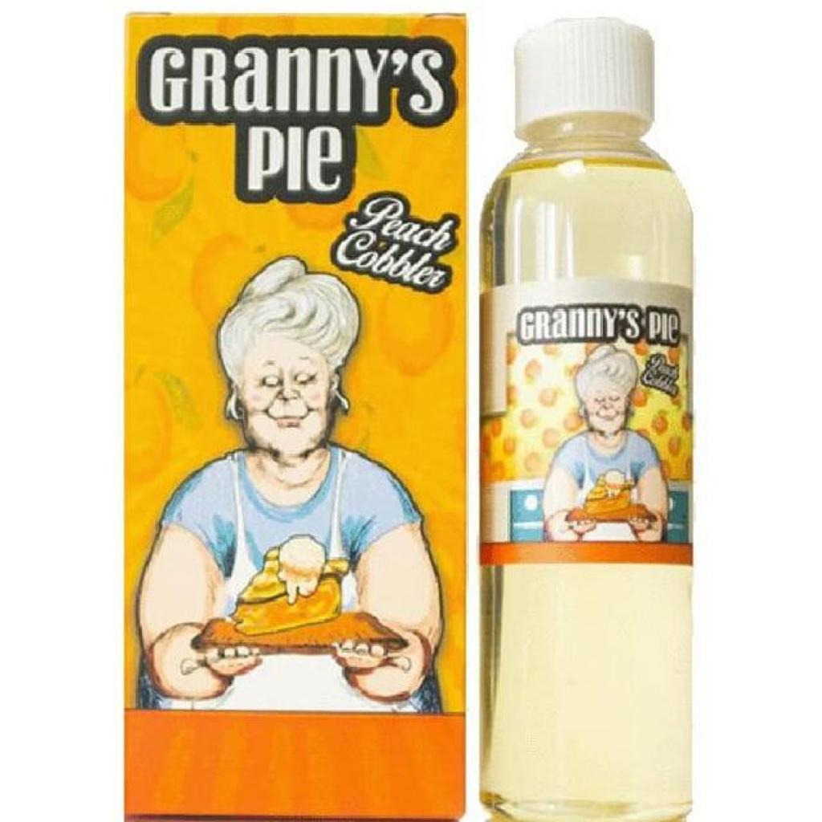 "Жидкость для электронных сигарет Vape Breakfast Classics ""Granny's Pie"" 0 мг 120 мл (VC-GP-0)"