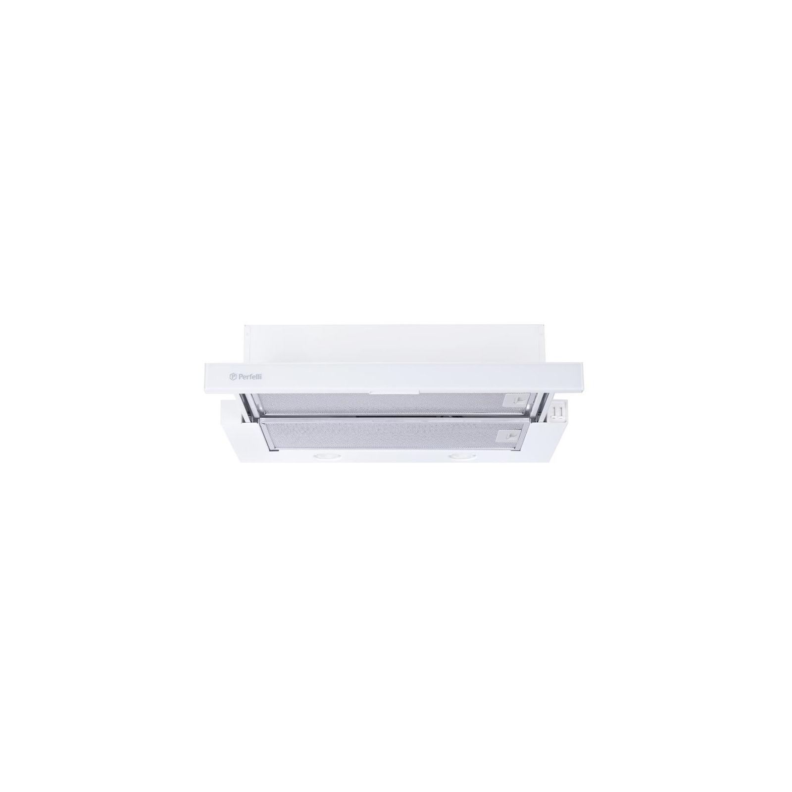 Вытяжка кухонная PERFELLI TL 6632 A 1000 W GLASS