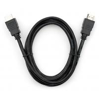 Кабель мультимедійний HDMI to HDMI 1.5 m V2.0 Vinga (VCPDCHDMIMM1.5BK)