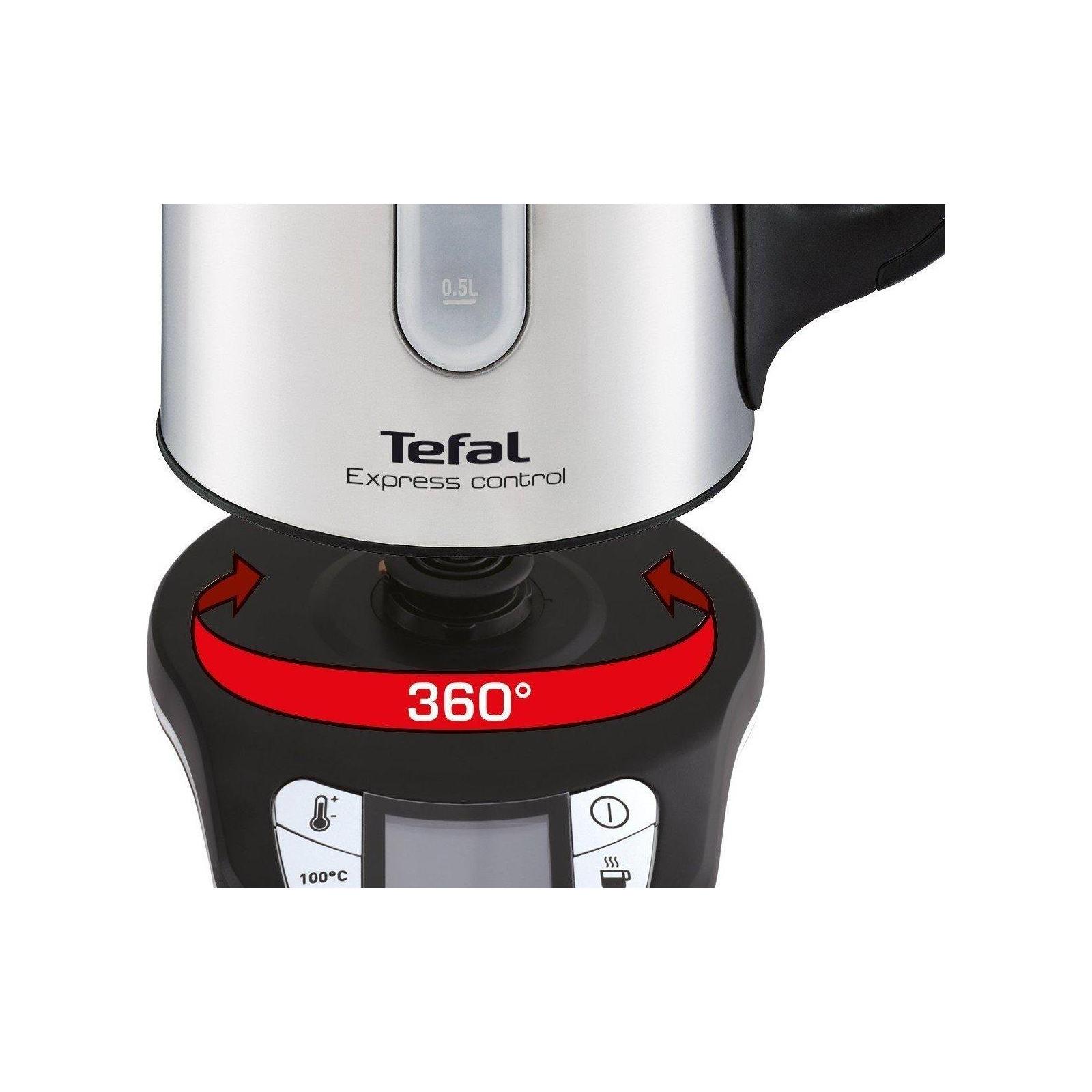 Электрочайник TEFAL Express Control (KI240D30) изображение 3