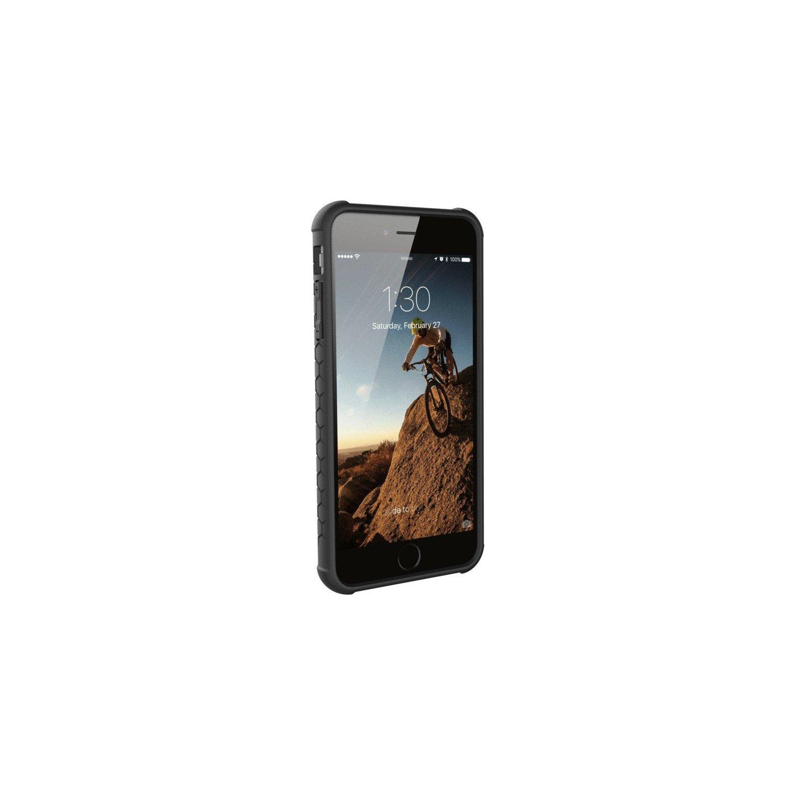 Чехол для моб. телефона UAG iPhone 8/7/6S/6 Plus Monarch Graphite (IPH8/7PLS-M-GR) изображение 5