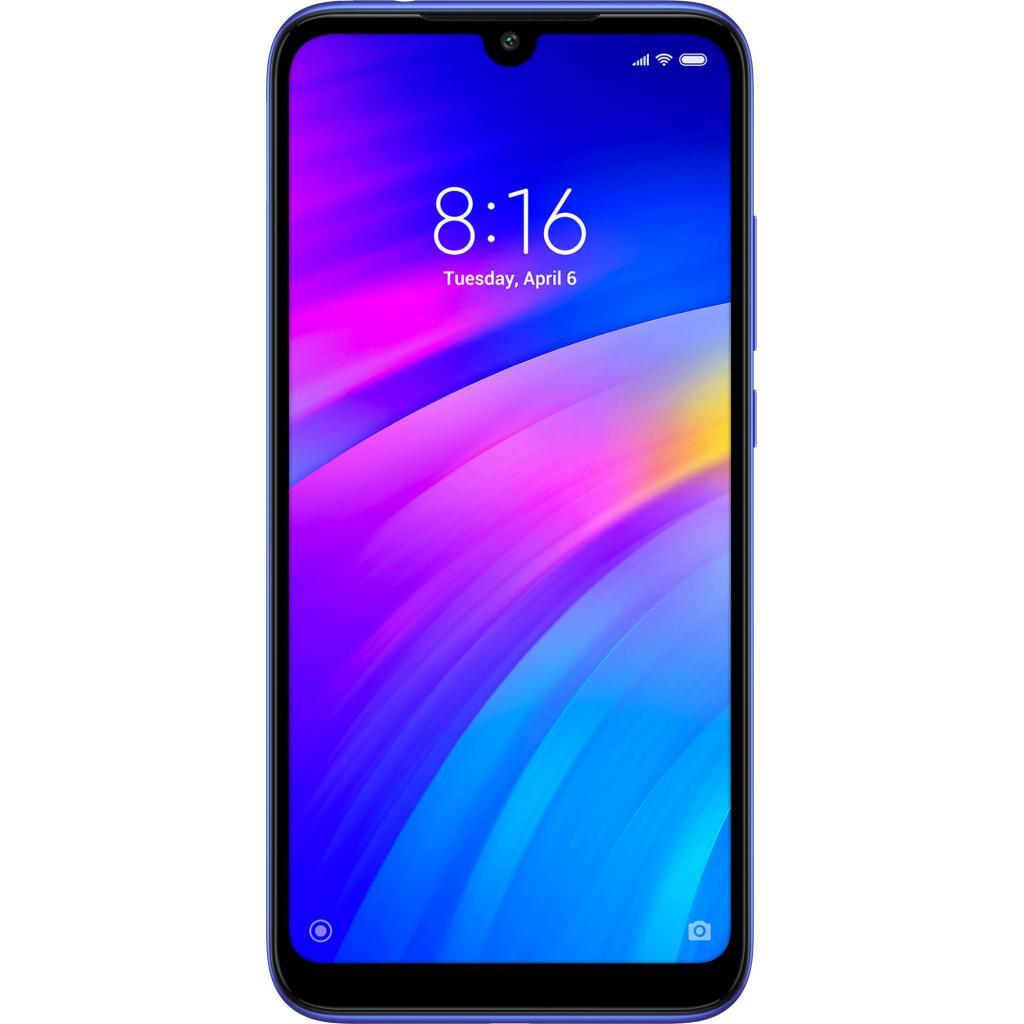 Мобільний телефон Xiaomi Redmi 7 3/64GB Comet Blue зображення 2