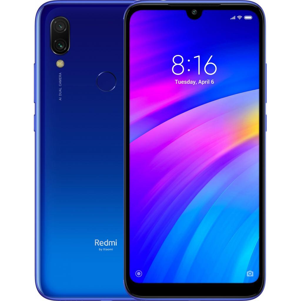 Мобільний телефон Xiaomi Redmi 7 3/64GB Comet Blue