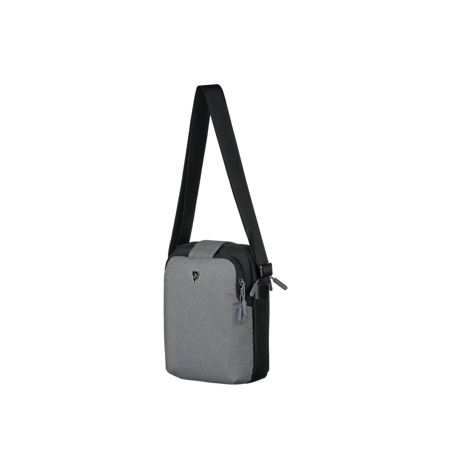"Сумка для ноутбука 2E 10"" Supreme, Grey (2E-TBT9180BK) зображення 12"