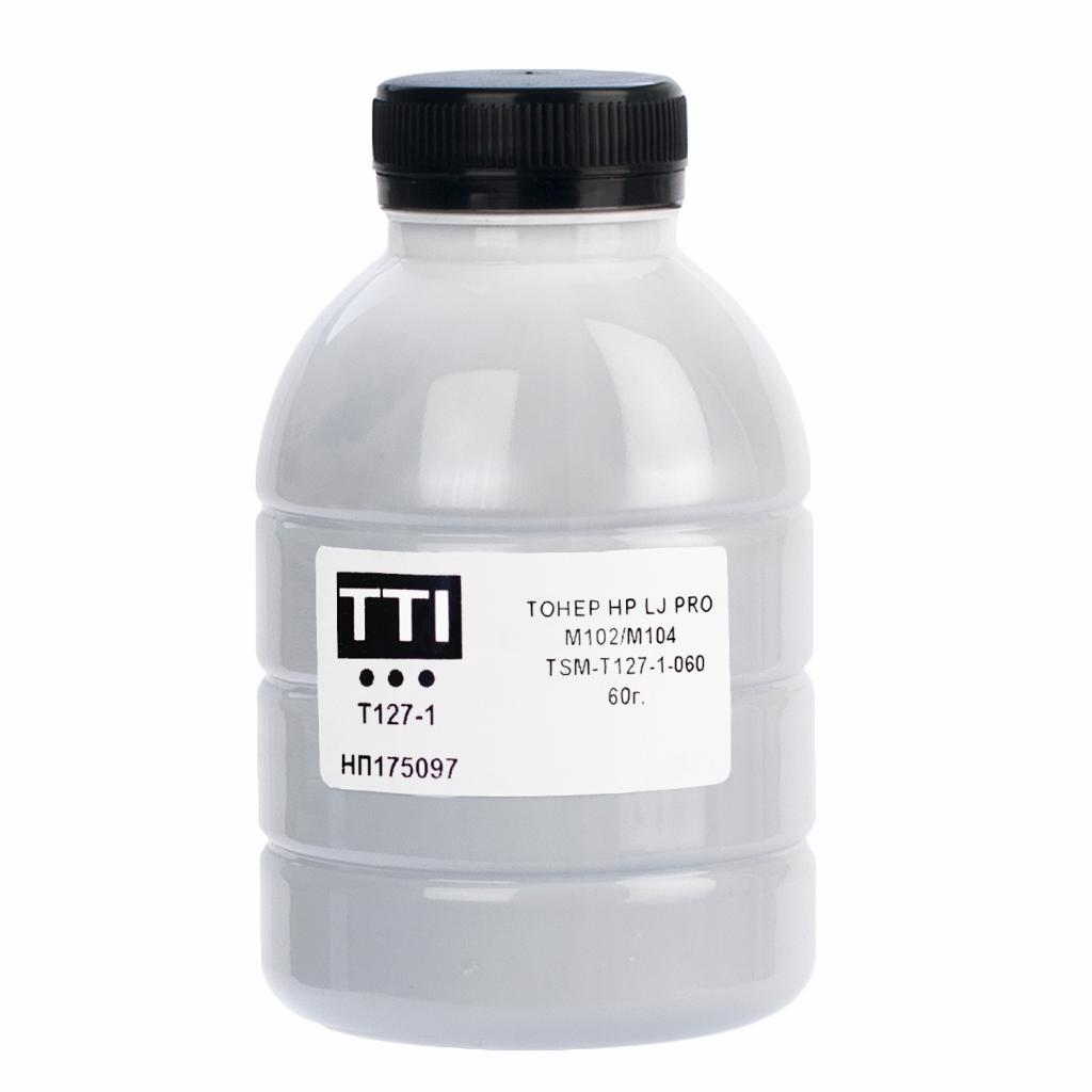 Тонер HP LJ PRO M102/M104 60г TTI (TSM-T127-1-060)