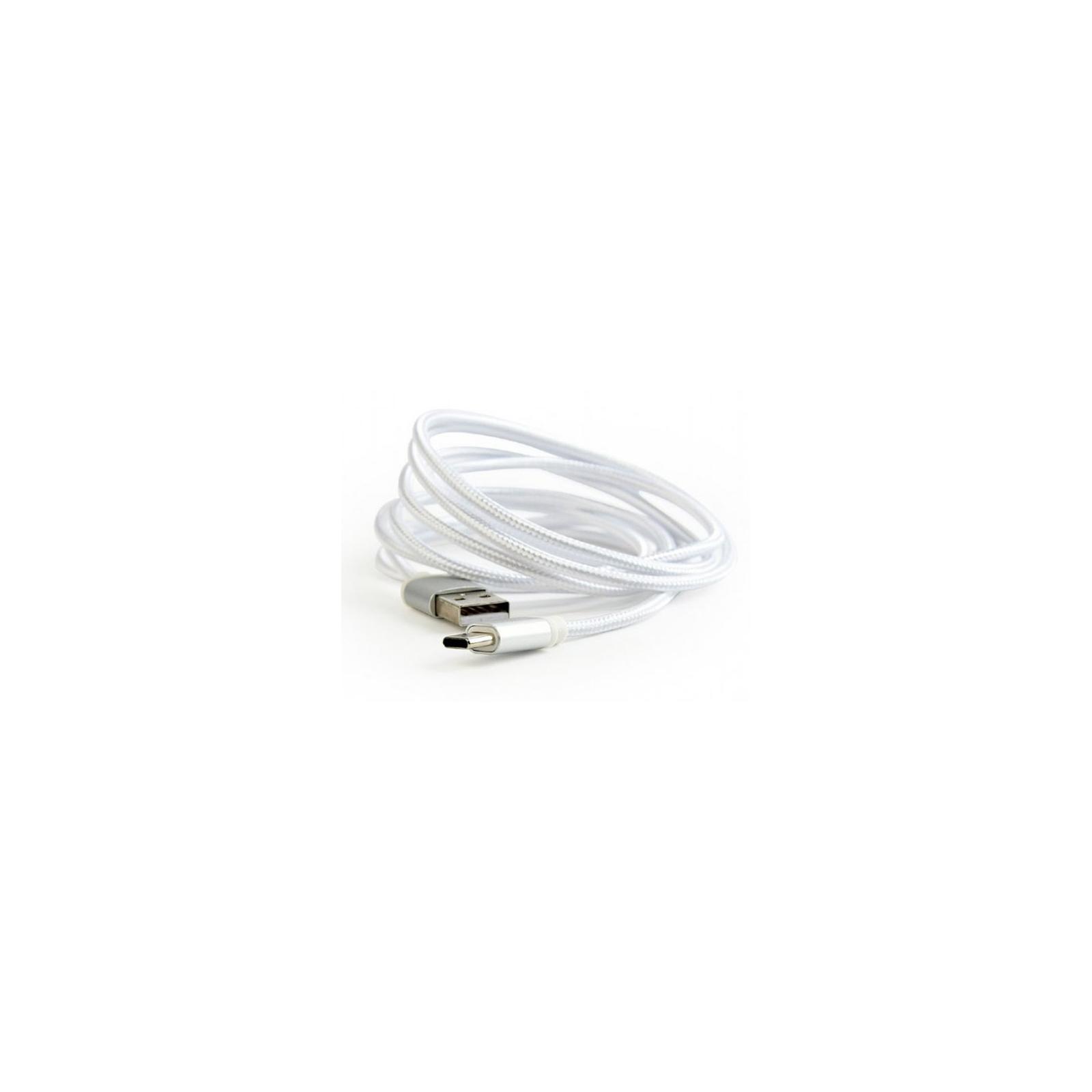 Дата кабель USB 2.0 AM to Type-C 1.0m Cablexpert (CCB-mUSB2B-AMCM-6-G)