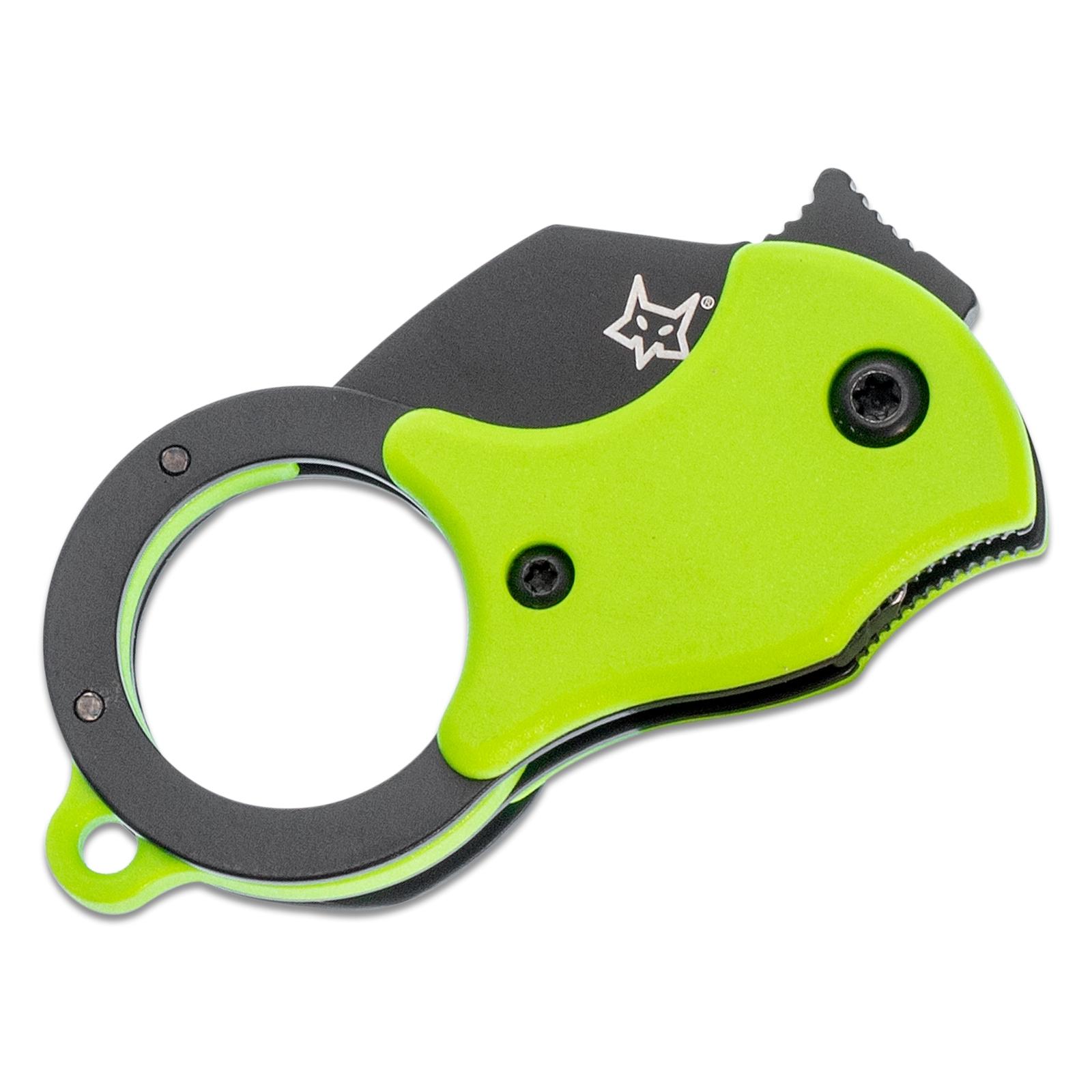 Нож Fox Mini-TA BB Olive Green (FX-536ODB) изображение 2