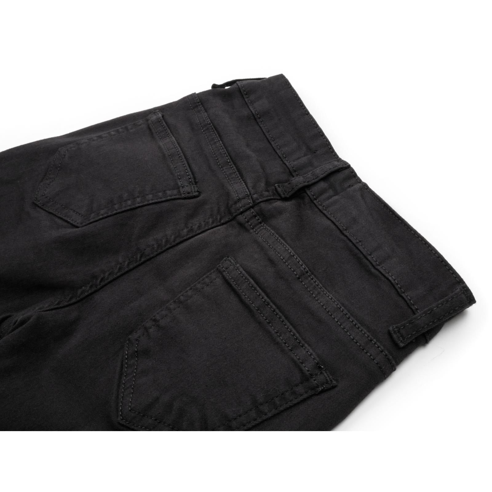 Штаны детские Breeze джинсовые зауженные (13212-146G-black) изображение 4