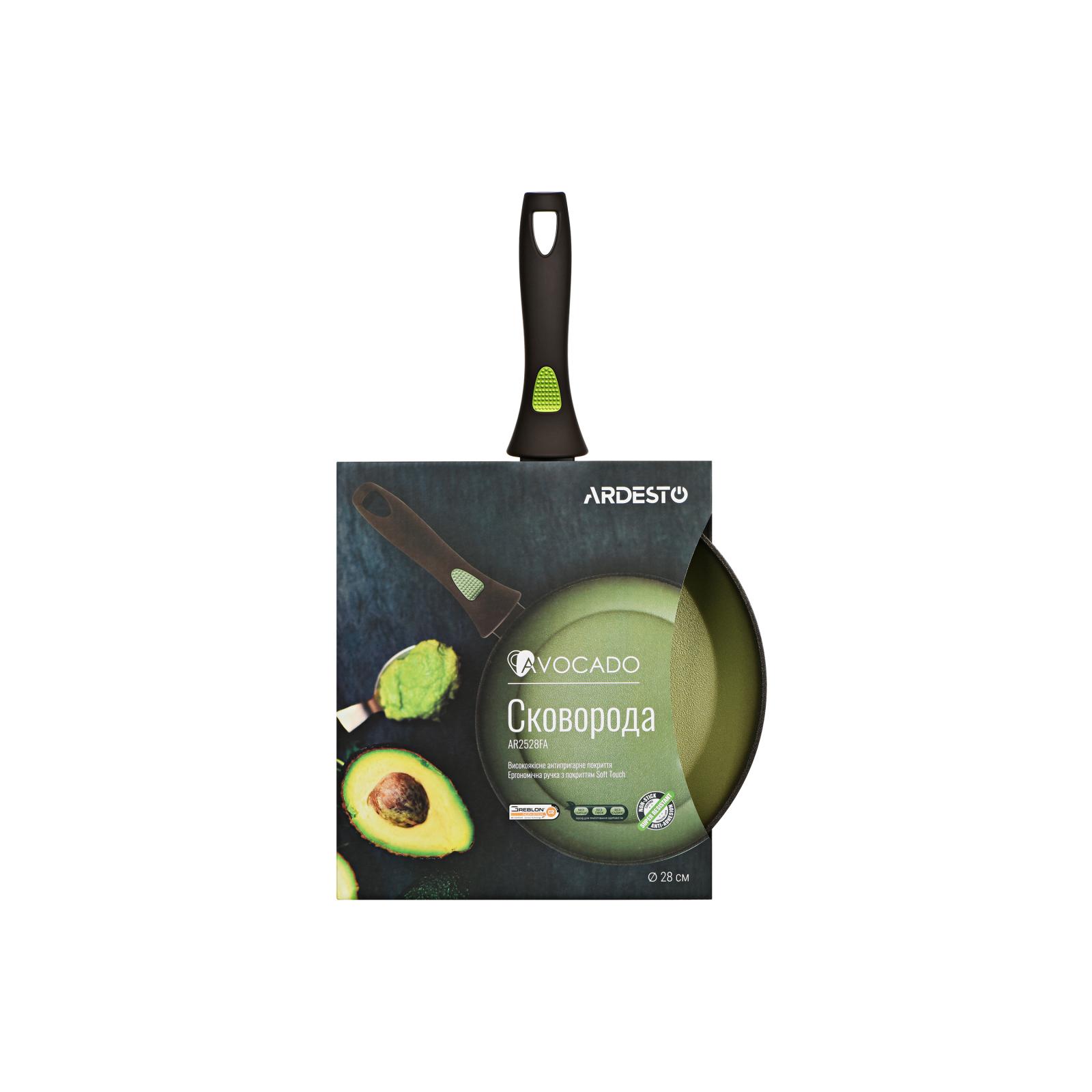 Сковорода Ardesto Avocado 28 см (AR2528FA) изображение 6
