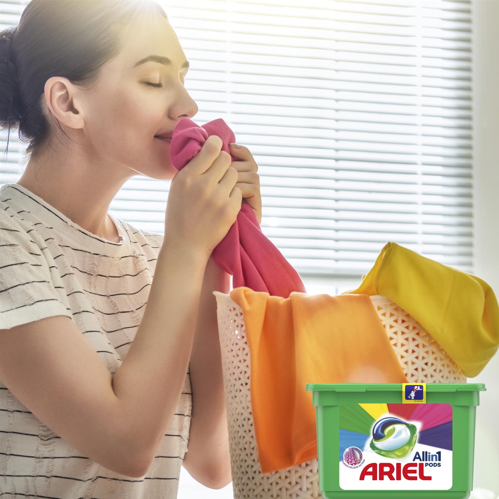 Капсулы для стирки Ariel Pods Все-в-1 Color 23 шт. (4084500078710) изображение 4