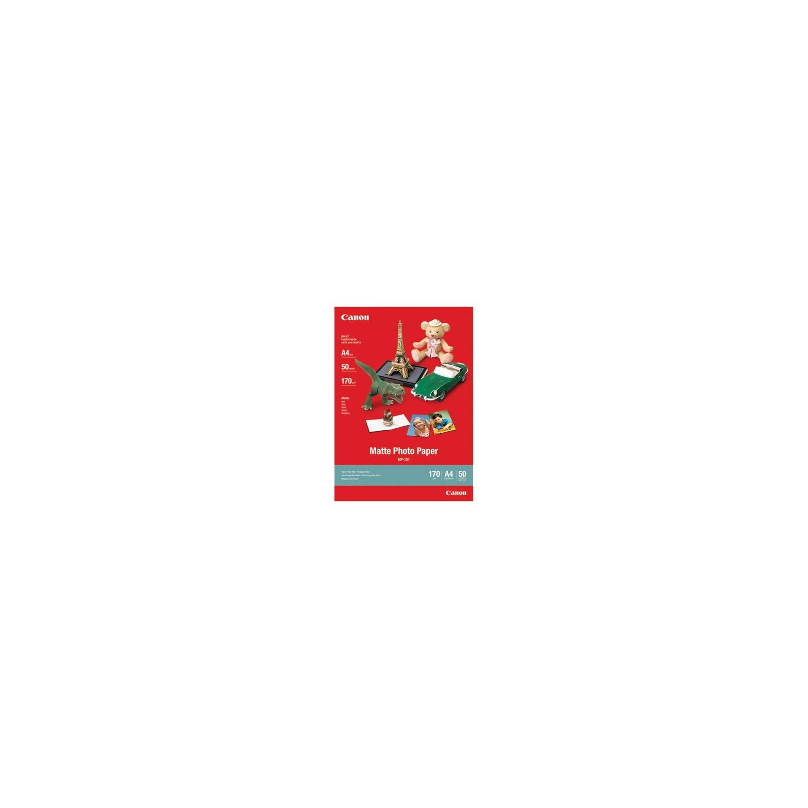 Бумага Canon А4 Photo Matte MP-101 (7981A005)