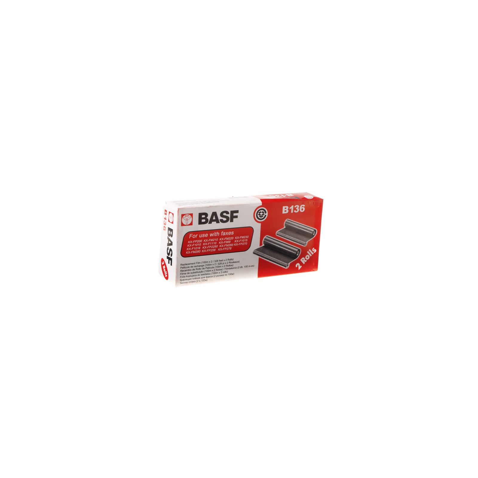 Пленка для факса Panasonic KX-FA136a (KX-F1010/F1110/KX-FP105/200/250) BASF (B-136)