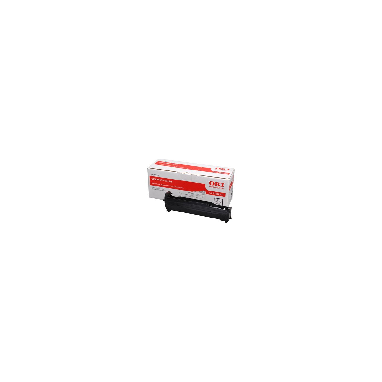 Фотокондуктор OKI C3520MFP/3530MFP/MC350/360 Black (43460224)