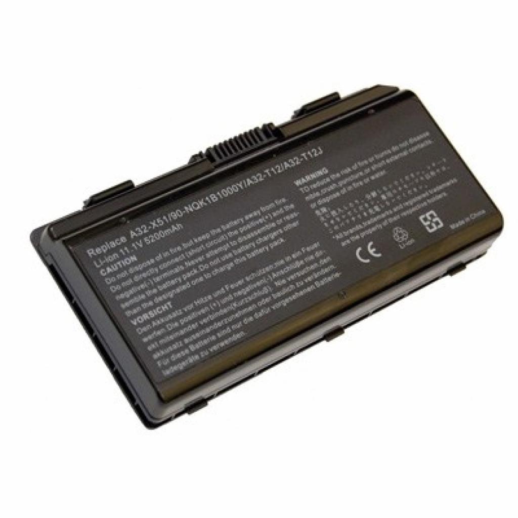 Аккумулятор для ноутбука ASUS X51 Cerus (11055)