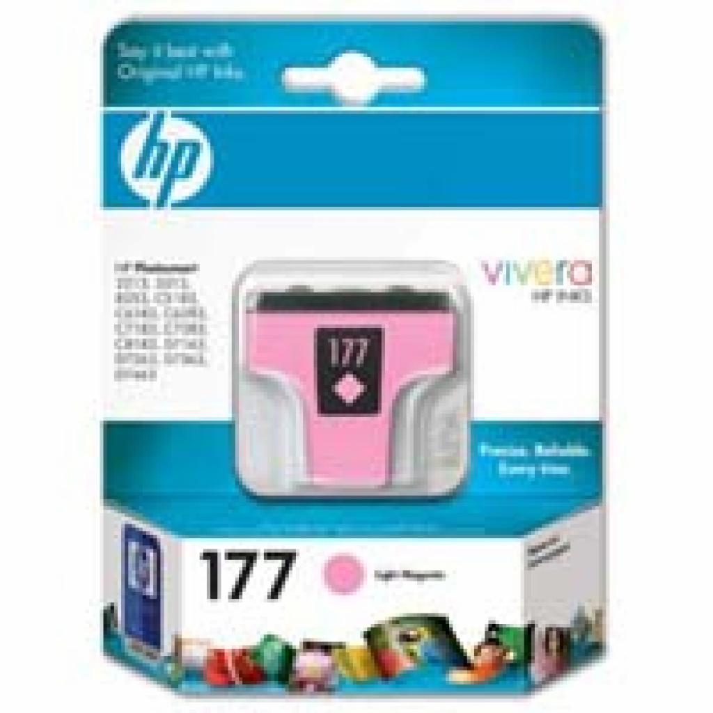 Картридж HP DJ No.177 Light Magenta (C8775HE)