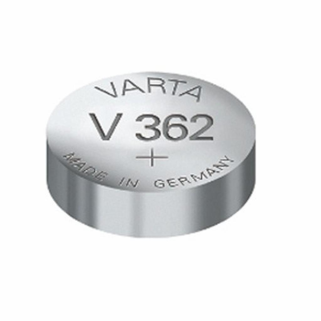 Батарейка Varta V 362 WATCH (00362101111)