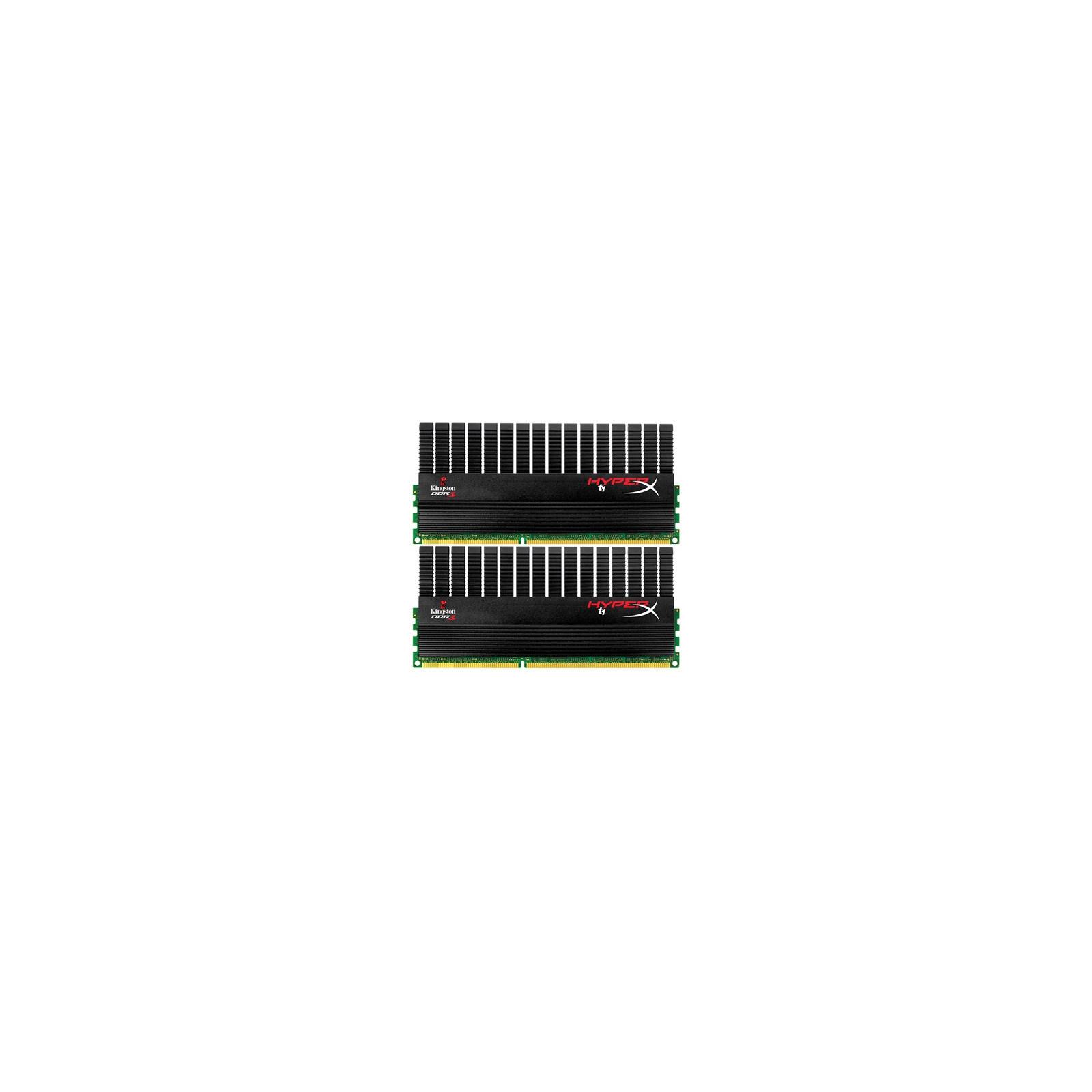 Модуль памяти для компьютера DDR3 8GB (2x4GB) 2133 MHz Kingston (KHX21C11T1BK2/8X)
